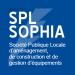 SPL Sophia | Société Publique Locale d'aménagement, de constructiion et de gestion d'équipements